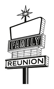 815576 © Free On French Family Reunion Sign