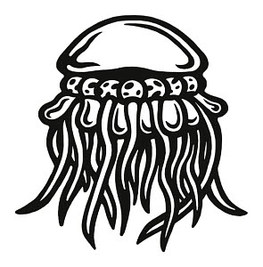 848511 © Free On French Jellyfish