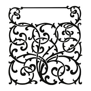 833358 © Free On French Ornate Border