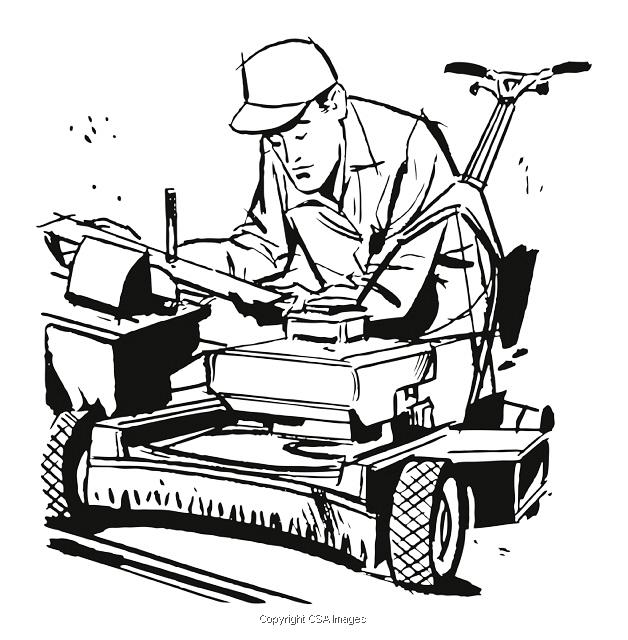 Repair Illustrations